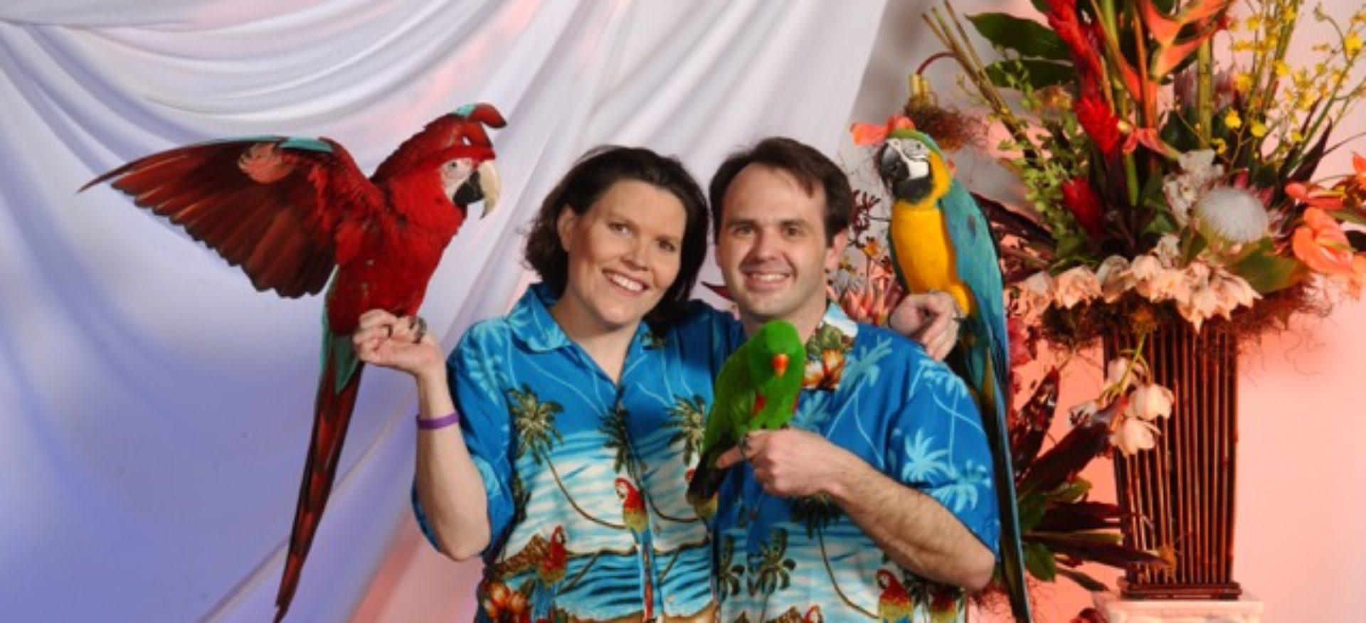 Parrot Ambassadors Educational Entertainment